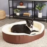 Dog Bed King USA Bolster Dog Bed w/Removable Cover, X-Large