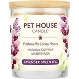 Pet House Lavender Green Tea Natural Soy Candle, 8.5-oz jar