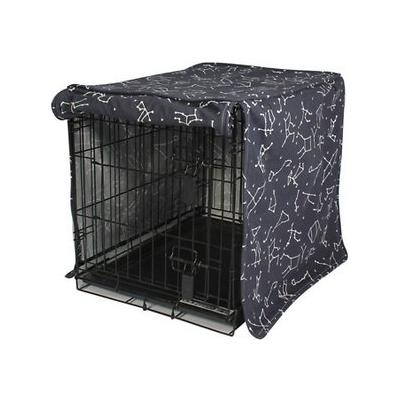 Molly Mutt Rocketman Dog Crate Cover, Huge