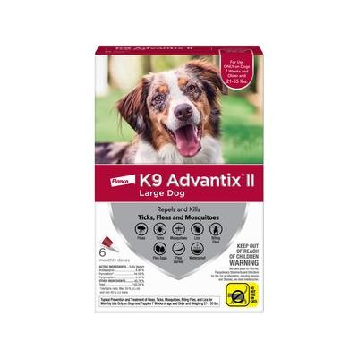 K9 Advantix II Flea, Tick & Mosq...