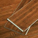 GeoWood® - Floating Wood Floor in Copperstone, GeoWood by Cali Bamboo®, Sample