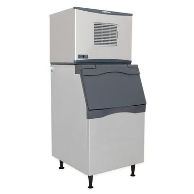Scotsman C0330MA-1/B530S 400 lb Full Cube Ice Maker w/ Bin - 536 lb Storage, Air Cooled, 115v