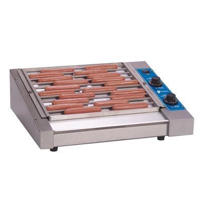 Antunes HDC-30A 30 Hot Dog Roller Grill - Slanted Top, 120v on Sale