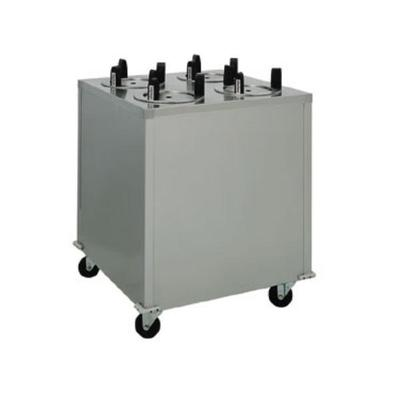 Delfield CAB3-1450ET Heated Dish Dispenser w/ 3 Tubes, Maximum 14 1/2 Dish, 120 V on Sale