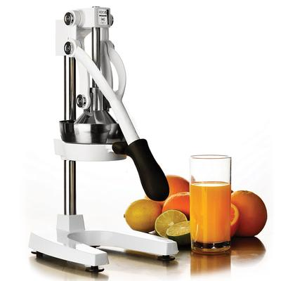 Focus 97332 Jupiter Juice Press, Large, Manual, White, 27 - 1/2H on Sale