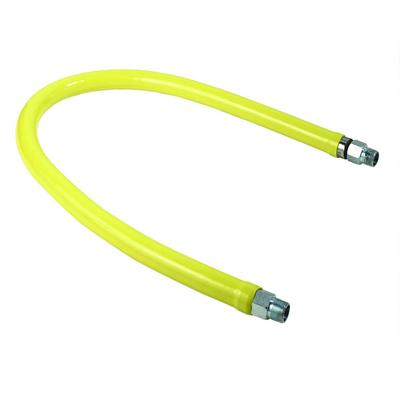 T&S HG-4E-48 48 Gas Connector Hose w/ 1 Female/Male Couplings on Sale