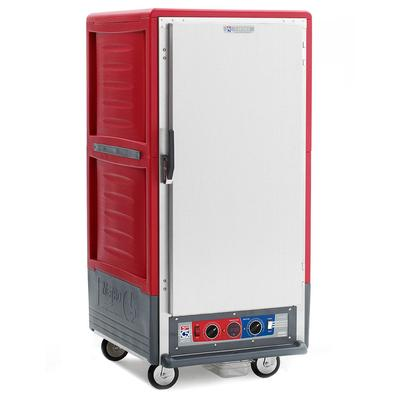 Metro C537-CFS-L 3/4 Height Insulated Mobile Heated Cabinet w/ (27) Pan Capacity, 120v on Sale