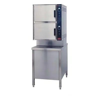 Groen HY-6G (6) Pan Convection Steamer - Cabinet, Natural Gas