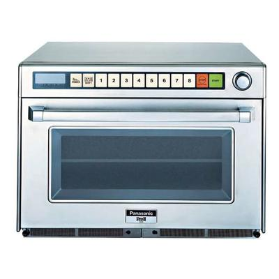 Panasonic NE-3280 (2) Pan Microwave Steamer - Countertop, Programmable, Sonic Steamer, 208v/1ph on Sale