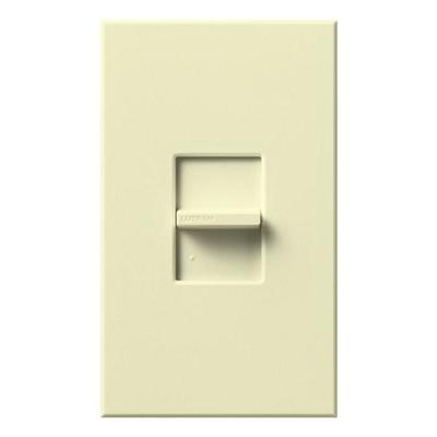 Lutron 09283 - 120 volt Almond 300 watt Single-Pole Electronic Low Voltage Wall Dimmer Switch