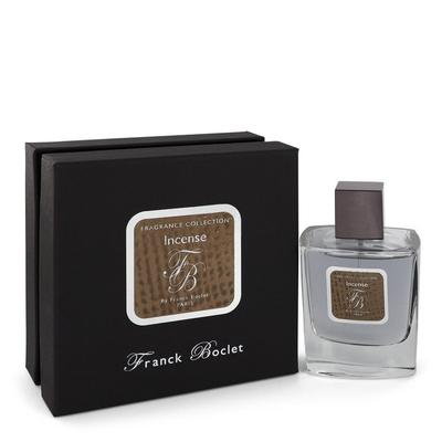 Franck Boclet Incense For Men By Franck Boclet Eau De Parfum Spray 3.4 Oz