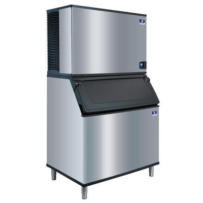 Manitowoc IYT-1500W/D-970 1725 lb Indigo NXT Half Cube Ice Maker w/ Bin - 882 lb Storage, Water Cooled, 208-230v/1ph on Sale