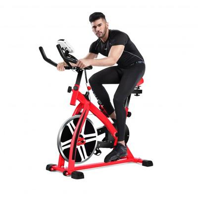 This exercise bike can track your exercise parameters to make your exercise simple and convenient.