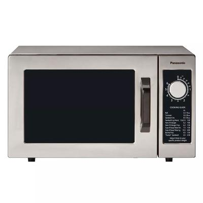 Panasonic NE-1025F 1000w Pro Commercial Microwave with Dial Control, 120v on Sale