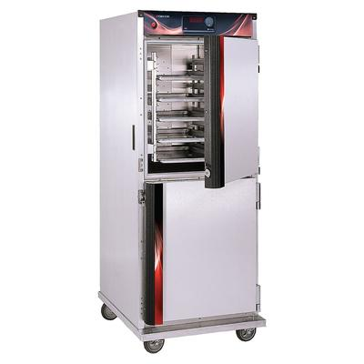 Cres Cor H-138-1834D Full Height Insulated Mobile Heated Cabinet w/ (32) Pan Capacity, 120v on Sale
