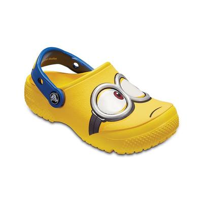 Crocs Yellow Kids' Crocs Fun Lab Minions™ Clog Shoes