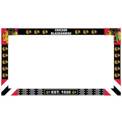 Chicago Blackhawks Big Game Monitor Frame