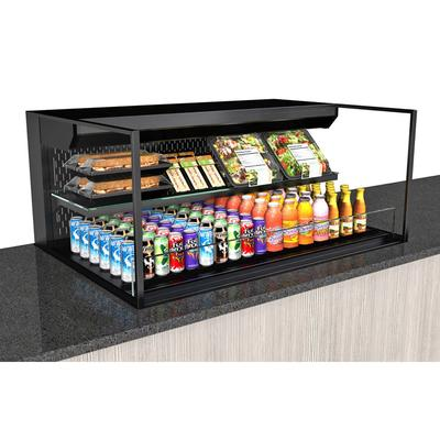 Structural Concepts NE3620RSSV 36 Undercounter Open Air Cooler w/ (2) Level, 110/120v/1ph