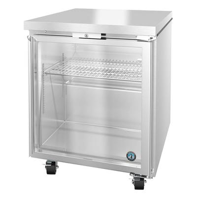 Hoshizaki UF27A-GLP01 7.21 cu ft Undercounter Freezer w/ (1) Section & (1) Door, 115v on Sale
