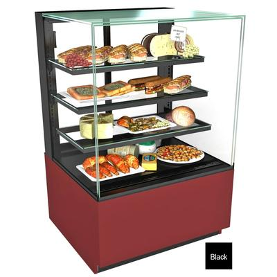Structural Concepts NR3655RSV 36 Full Service Deli Case w/ Straight Glass - (4) Levels, 110/120v/1ph on Sale