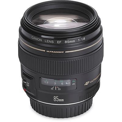 Canon EF 85mm f/1.8 USM on Sale