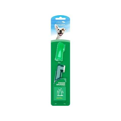 TropiClean Fresh Breath Finger Toothbrushes, 2 count