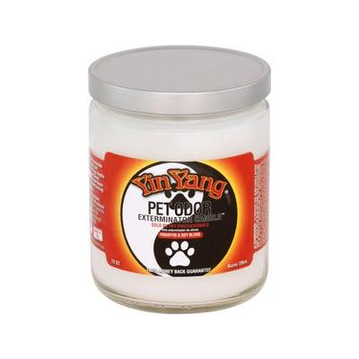Pet Odor Exterminator Yin Yang Deodorizing Candle Jar, 13-oz jar