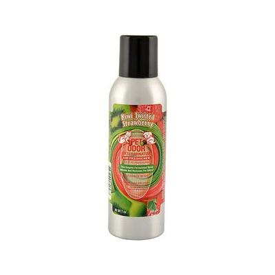 Pet Odor Exterminator Kiwi Twisted Strawberry Air Freshener, 7-oz bottle