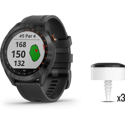 Garmin Approach S40 Bundle S40 Golf Watch and CT10 Club Sensors