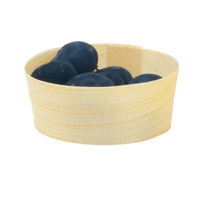 Front of the House ASC018NAW28 2 oz Servewise Disposable Ramekin, Pinewood on Sale
