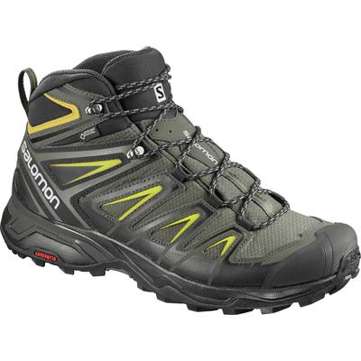 Salomon X Ultra 3 Mid GTX Wide Hiking Boots on Sale