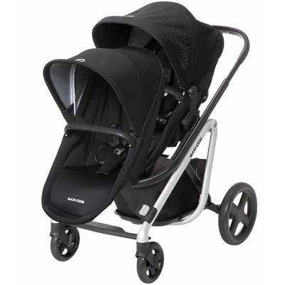 Maxi-Cosi Lila Double Stroller - Frequency Black/Nomad Black on Sale