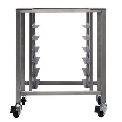 Moffat SK32 Full Size Equipment Stand w/ (6) Pan Capacity for E32 & G32 Ovens on Sale