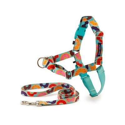 PetSafe Easy Walk Chic Dog Harness, Donuts, Small