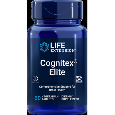 Cognitex® Elite, 60 tablets