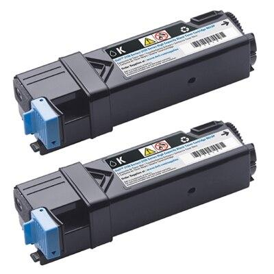 Dell 2150cn/2150cdn/2155cn/ 2155cdn Black Toner - 6000 pg high yield -- part 899WG sku 331-0720