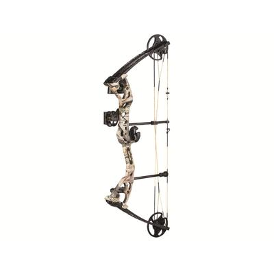 Introducing the Bear Archery Limitless, a bow true to its name. This youth and hunting compound bow is highly-adjustable from 25-50 lbs. in draw weight and 19\\\