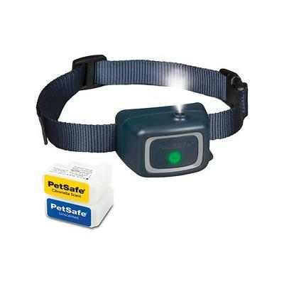 PetSafe Water Resistant Rechargable Remote Spray Anti-Bark Dog Collar with Disposable Spray Cartridges
