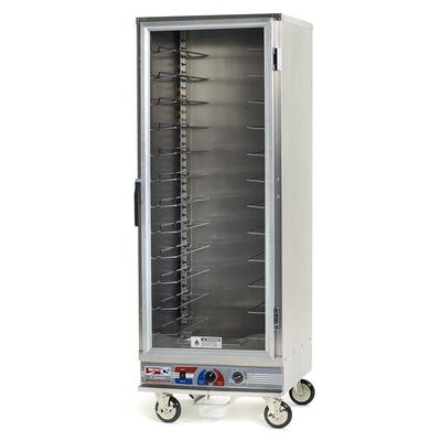 Metro C5E9-CFC-U Full Height Non-Insulated Mobile Heated Cabinet w/ (12) Pan Capacity, 120v on Sale
